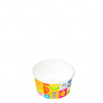 TYPE 80 90ml Ice Cream Cup - Tutti Frutti